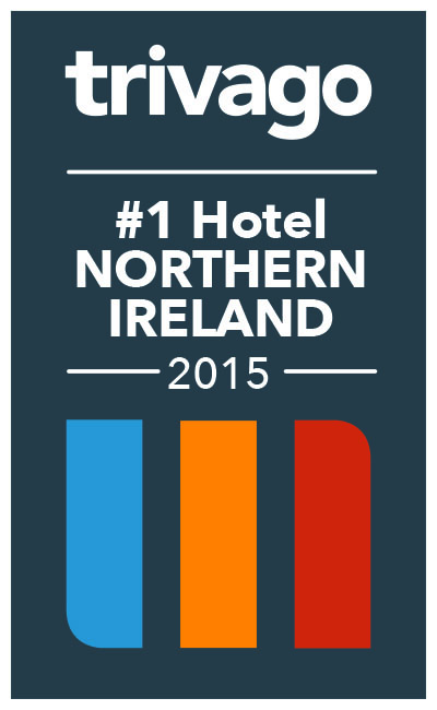 Trivago 2015 #1 Hotel Northern Ireland - Pinetrees Bed & Breakfast